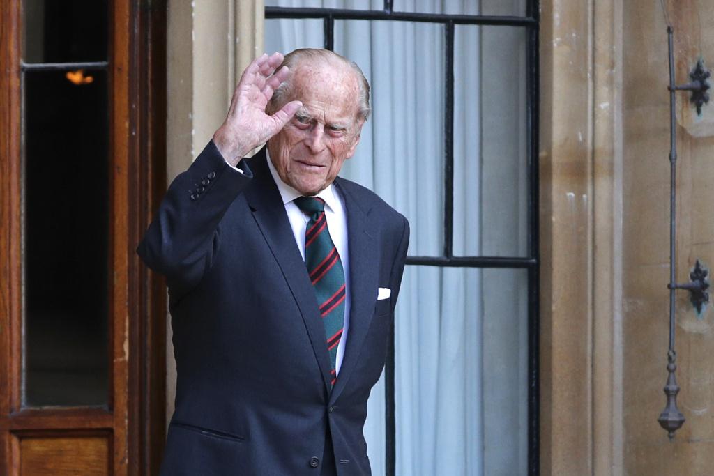 英女王99岁丈夫住院后近况曝光:精神状态良好