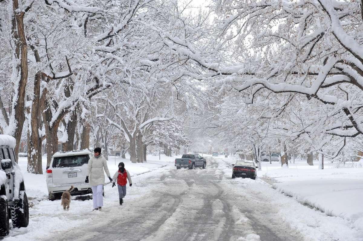 美国冬季风暴造成巨大破坏 保险索赔或达180亿美元