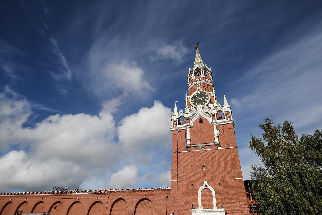 资料图:俄罗斯克里姆林宫