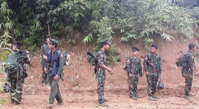 缅甸政府军与克钦武装在木姐地区持续发生冲突 已致1人死亡