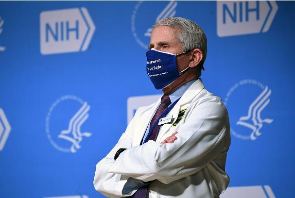 """福奇:美国在应对新冠肺炎疫情方面""""做得比大多数国家都糟"""""""