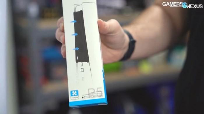 国外某商家推出PS5散热外设 设计离谱散热变加热