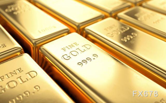 """现货黄金上看1830美元 至少未来半年美联储无法""""强硬"""""""
