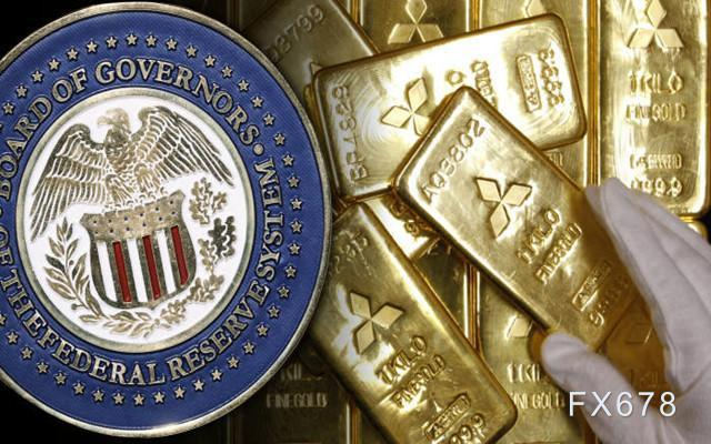 国际金价跌势受限 预期美联储更早缩减宽松?恐怕忽略了一点