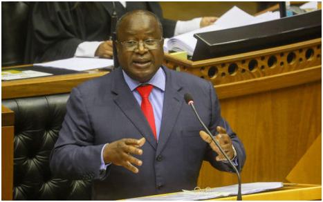 南非财政部长表示将拨款90亿兰特支持疫苗推广
