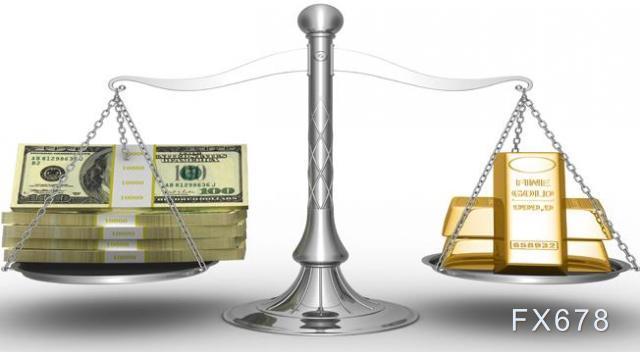 """美债收益率飙升""""压垮""""市场 黄金一度跌近40美元"""