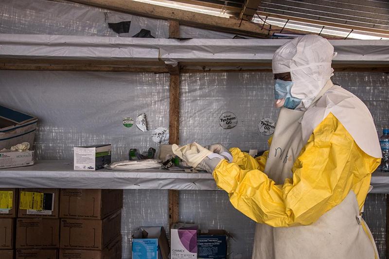 幾內亞已有225人接種埃博拉疫苗