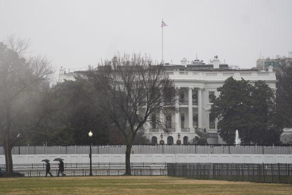 资料图:白宫(新华社)