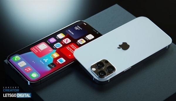 iPhone 12s Pro Max将初度搭载高刷、屏下指纹装备