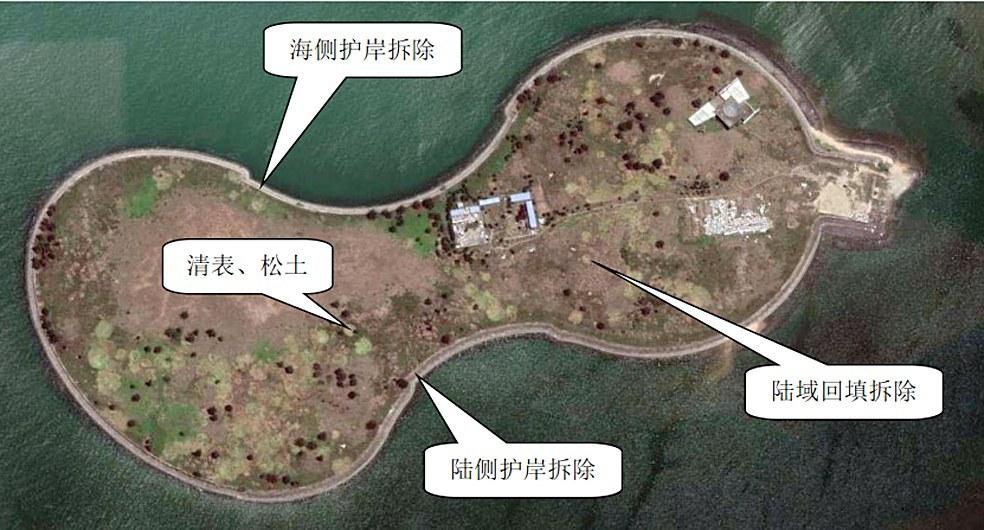 """《浮沉""""地产岛"""":海南拆除违规""""地产岛""""项目进展如何?》"""