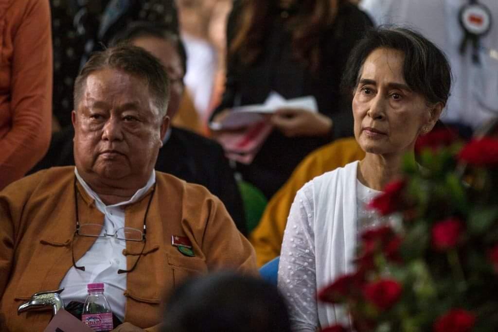 缅甸全国民主联盟中央执委吴温腾被军方扣押