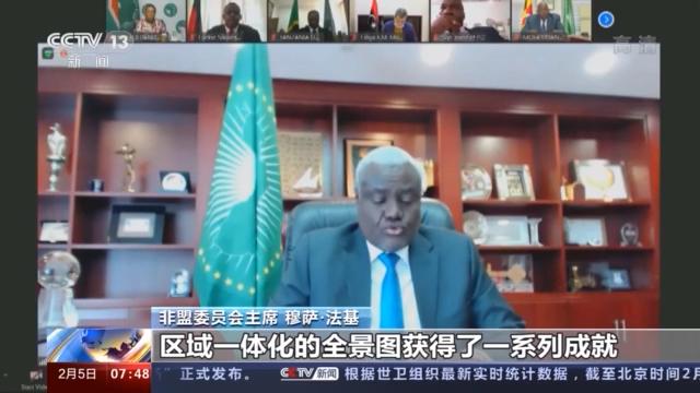 非盟执行理事会呼吁非洲各国团结起来 携手抗疫