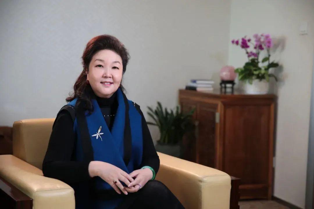 爱美客董事长简军 图片来源:企业供图