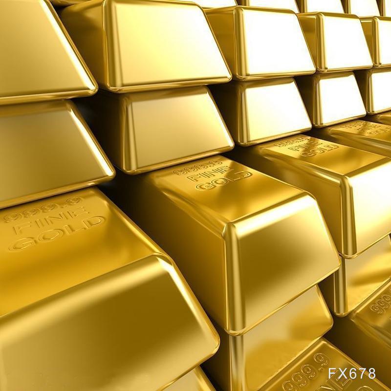 黄金交易提醒:通胀低迷+刺激案过会 多头稳住阵脚盼连涨