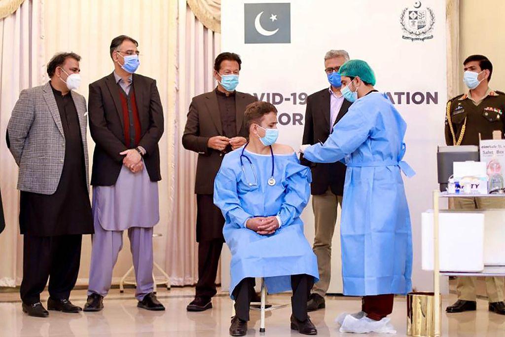 巴基斯坦媒体:中国在新冠疫情期间拯救全球生命