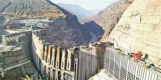 世界最大,发电量将是美国胡佛大坝的16倍,中国人只用了四年