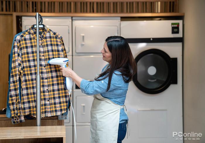 洗护行业新物种 衣物护理机或将成为行业黑马