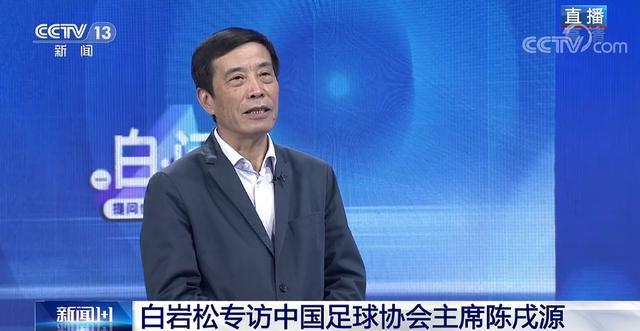 陈戌源直面央视说出一金句 敢说+透明化获得认可