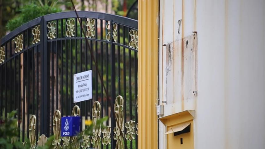 48小时期限将至 朝鲜驻马来西亚使馆人员准备离境