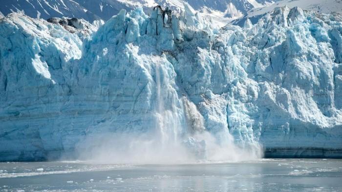 研究人员认为冰川融化是1958年阿拉斯加大地震的原因之一