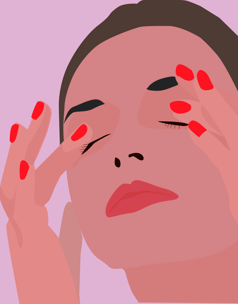 Skin care when the injury is not very strong insult moment插图7