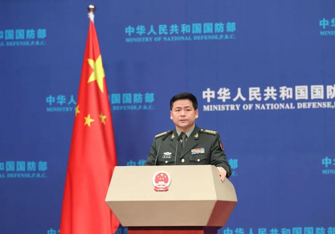 """国防部:中方坚决反对""""拉帮结派""""挑拨地区国家间关系"""