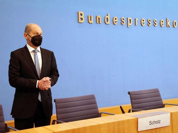 德国财长为政府大幅举债以度过疫情辩护