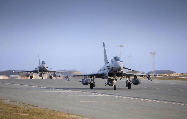 """英军隐身巡航导弹被曝在伊拉克坠毁 曾称""""准确命中"""""""