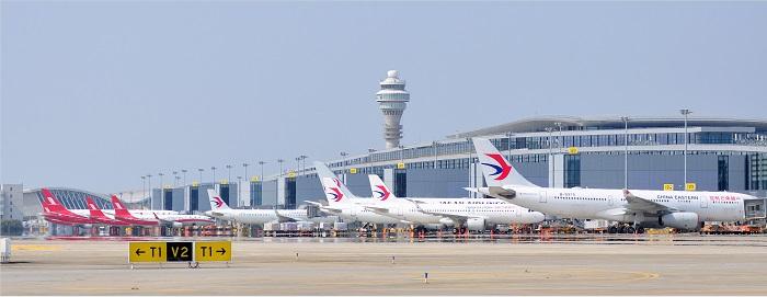 2021夏秋航季明日开始执行 上海浦东机场境内计划航班同比增长11%