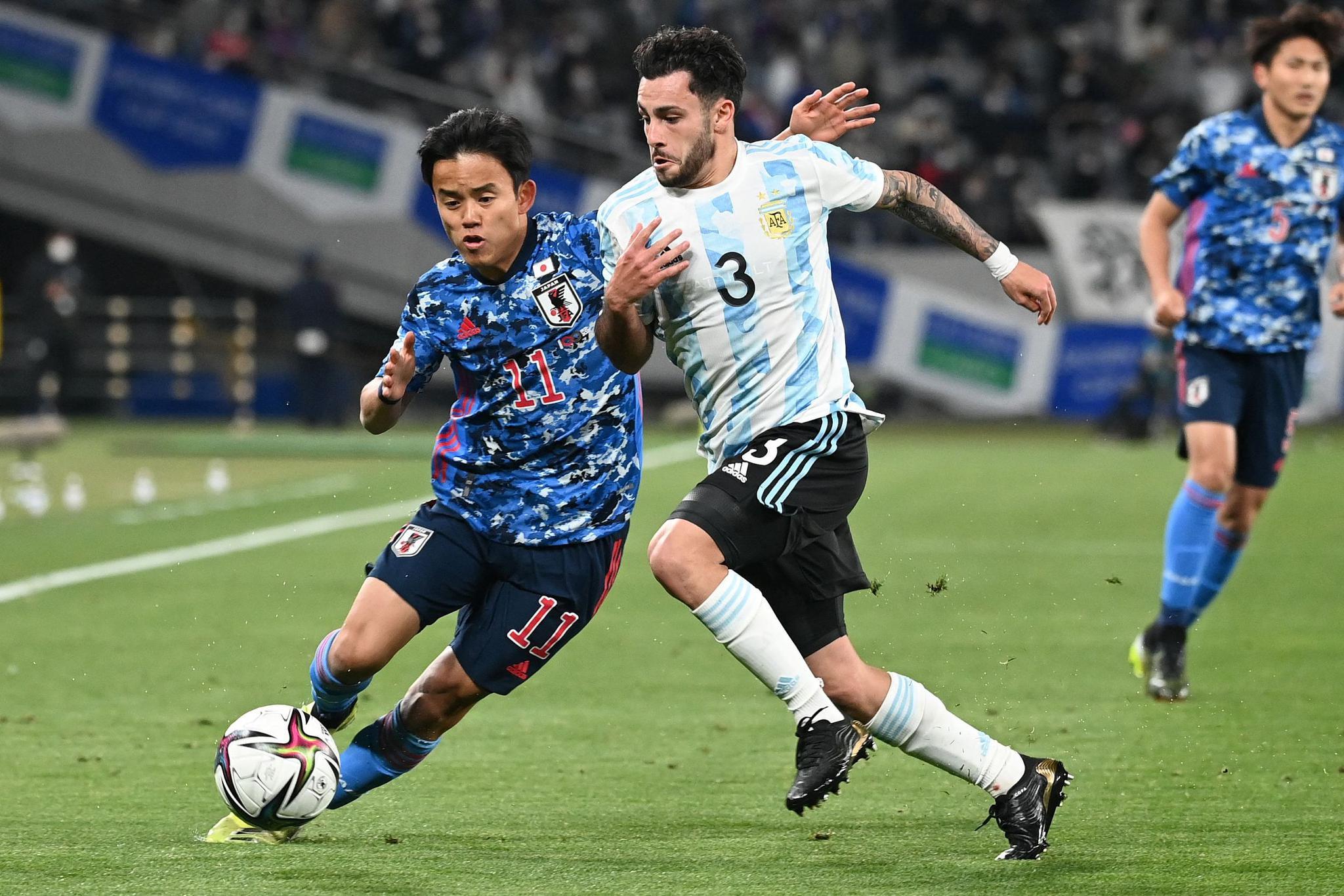 日本以夺得东京奥运会金牌为目标 世界杯要进8强