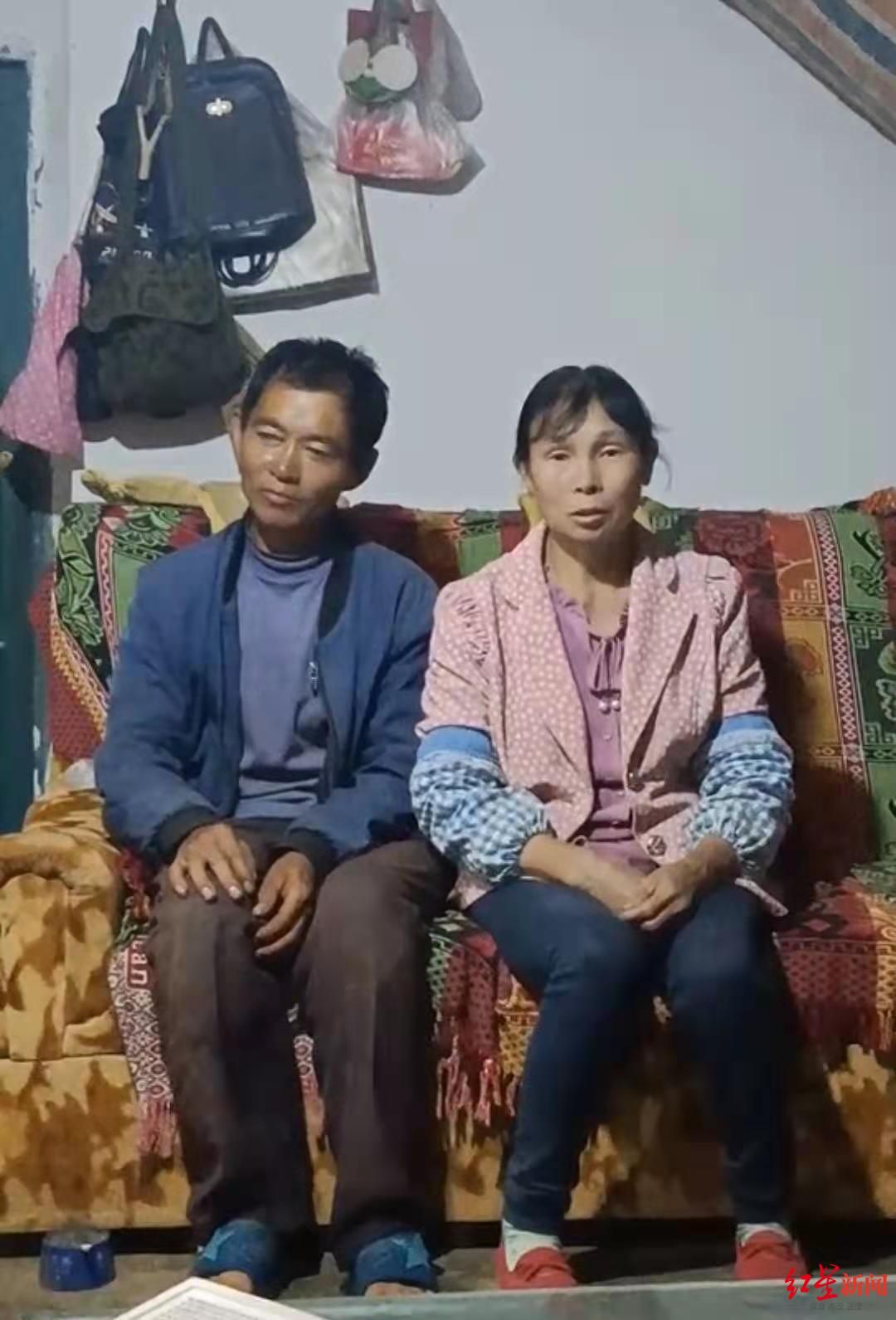 ↑王加友夫妇年龄已经大了。