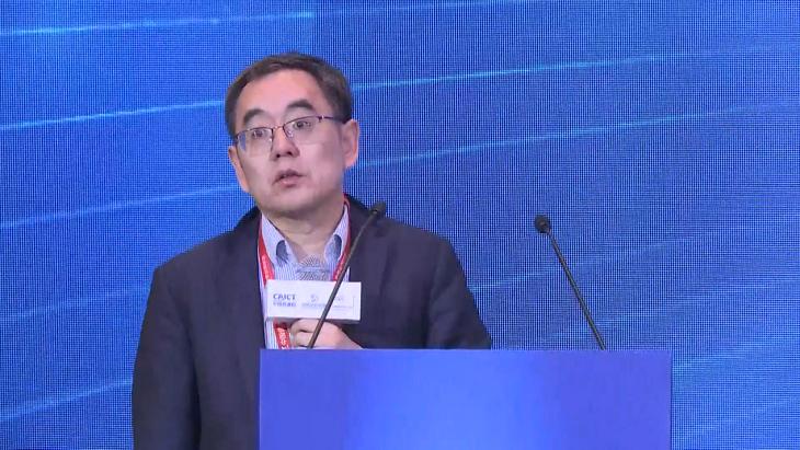 """中国电信张成良:千兆光网是云网融合基础,持续推进演进升级"""""""
