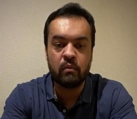 """巴西里约热内卢州代理州长因违反防疫禁令公开道歉"""""""