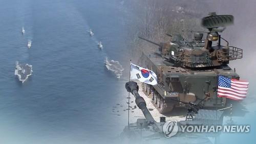 韩美8日起将举行联合指挥所演习 不进行野外机动训练