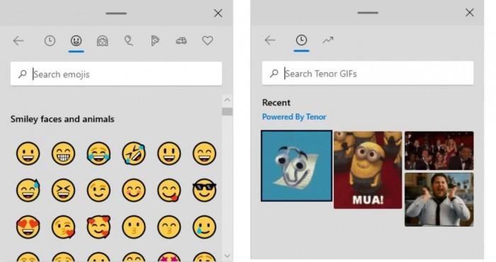 """微软改进Windows Clipboard:支持Emoji等 引入""""粘贴为纯文本""""选项的照片 - 2"""