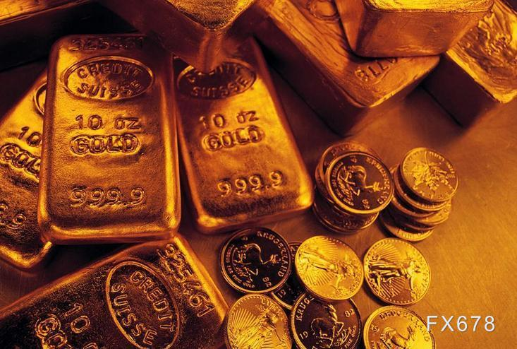 """通胀依然疲软的原因找到了!黄金多头""""心里苦"""""""