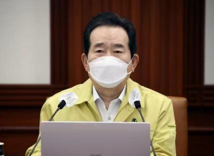 """韩国国务总理:韩国将引进""""疫苗护照"""""""