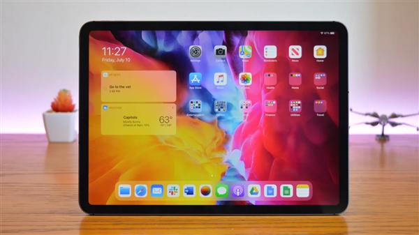 苹果本月将发新iPad Pro:mini-LED屏供货确实短缺
