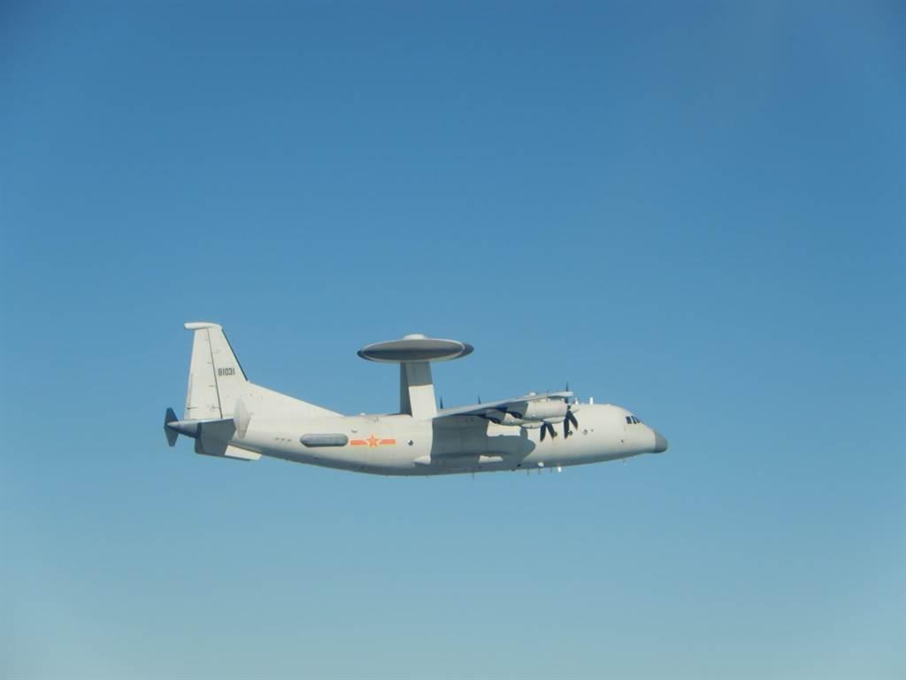 空警-500 同型机(图片来源:台防务部门网站)