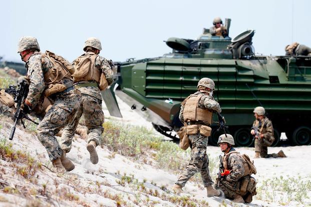 美菲年度联合军演:参演美军从3650人被砍至225人
