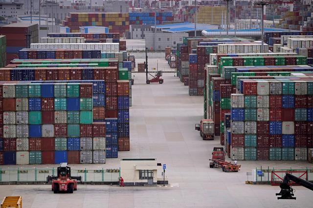 中国外贸增长迅猛引德媒关注