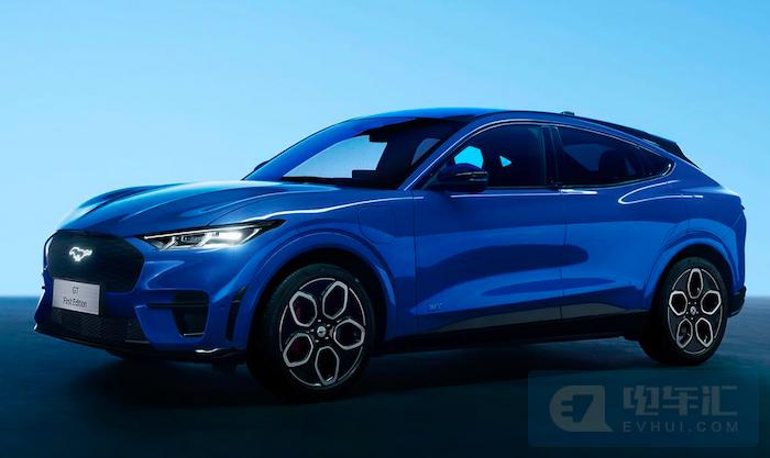 26.5万元起售,福特国产Mustang Mach-E正式上市