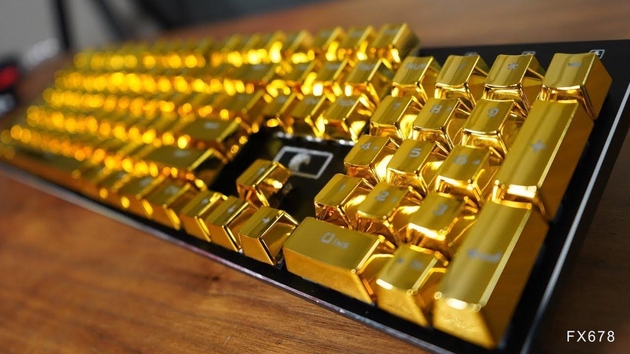 黄金交易提醒:通胀大涨金价拒绝再跌 关注鲍威尔讲话