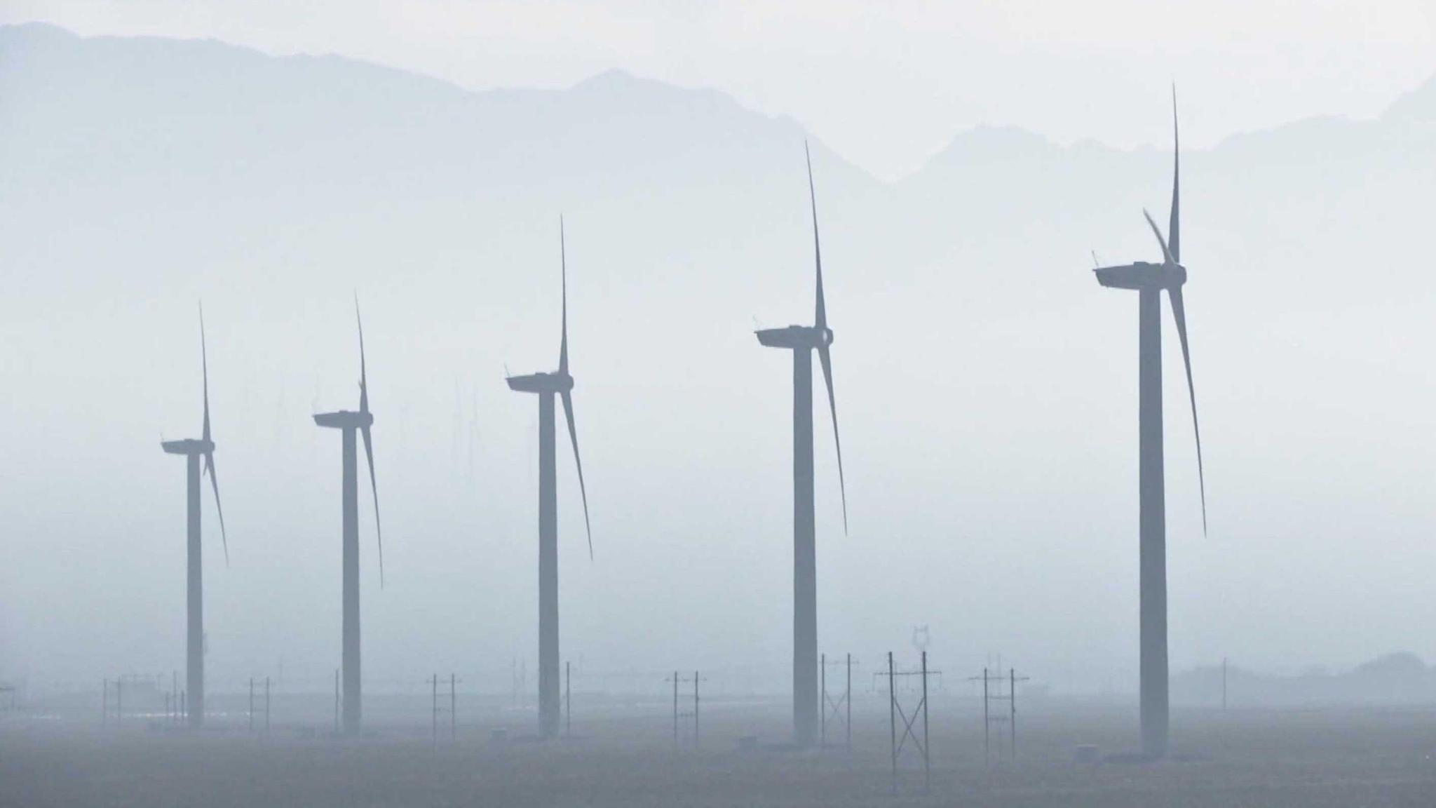 甘肃:第一季度新能源利用率创新高