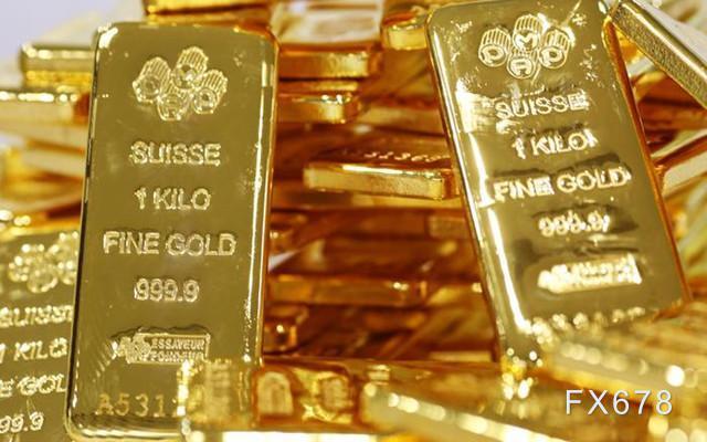 国际黄金价格接近七周高点,多头获得新的喜悦