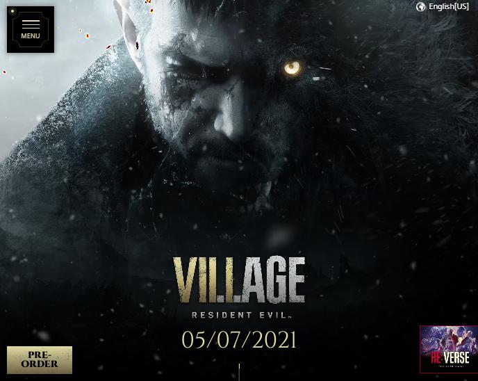 卡普空分享《生化危机8:村庄》预期游戏帧速与分辨率