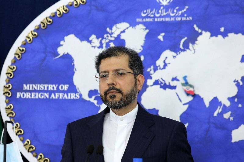 伊朗外交部发言人谴责美国对俄罗斯施加制裁