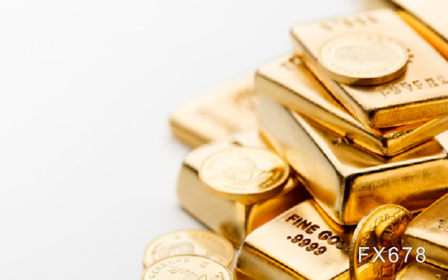 黄金短期人气上涨 机构关注能否突破这一关键阻力位