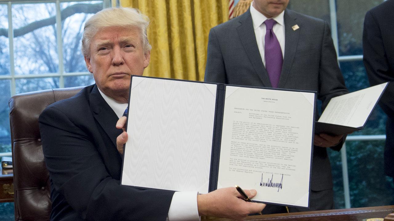 2017年特朗普宣布美国退出其主导的《跨太平洋伙伴关系协定》(TPP),2017年底日本接替成为TPP的主导国,并更名为CPTPP
