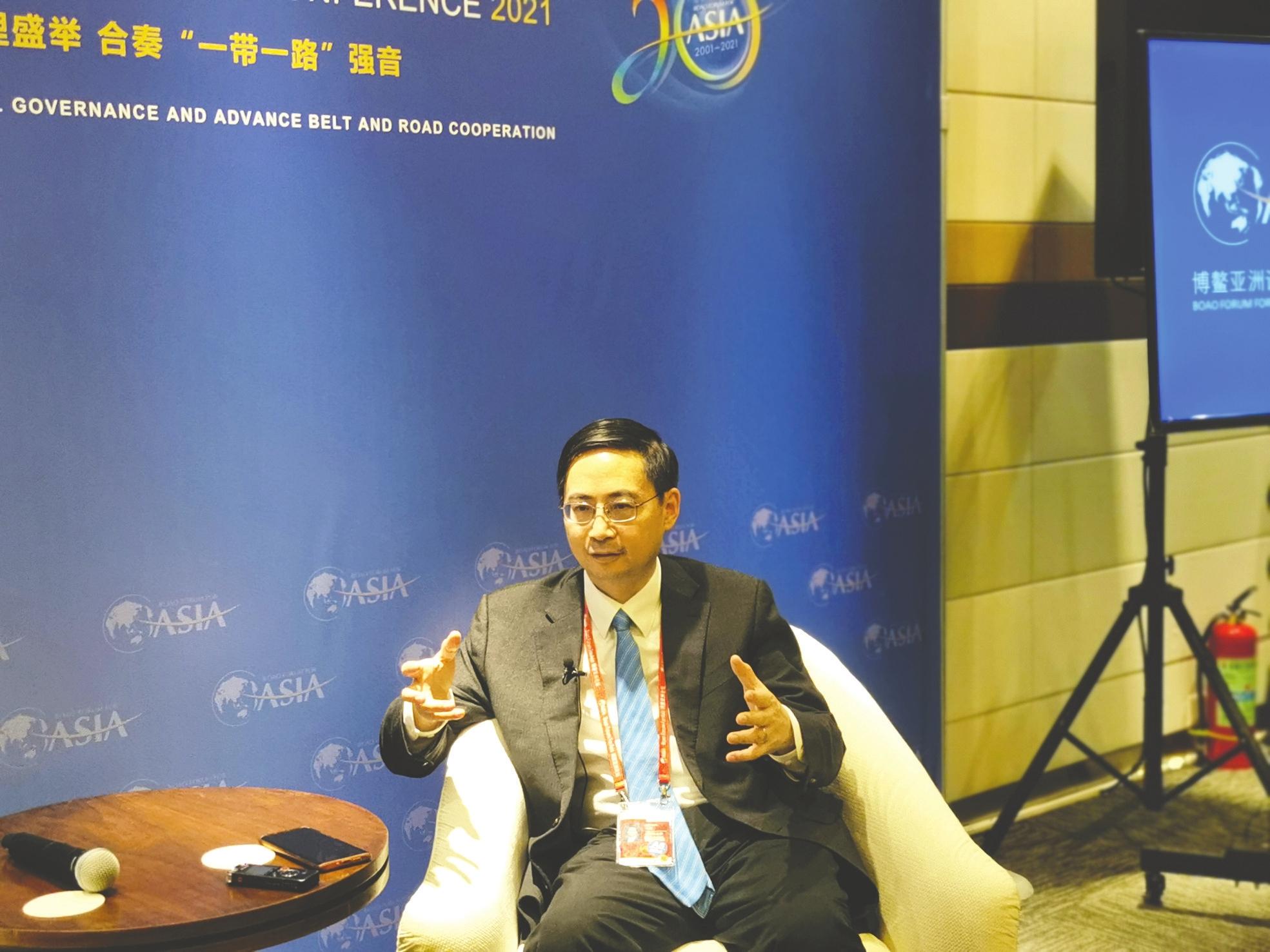 中国金融学会马军博ao回答所有问题:未来30年国内低碳投资可能达到数千亿美元  中国金融  马军  绿色金融_新浪科技_Sina.com